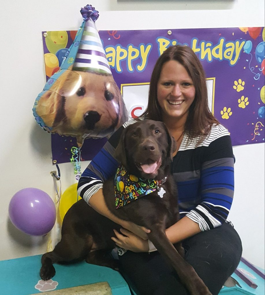 Doggie Birthday Bash
